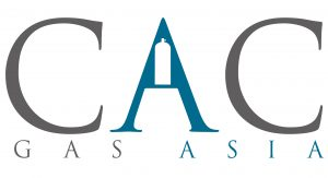 CAC GAS Asia logo for Malaysia, Indonesia and Singapore sales