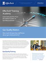 Effectech Training Academy Leaflet