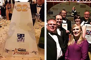 EffecTech at Business Awards 2013