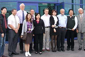 Petro China Visit