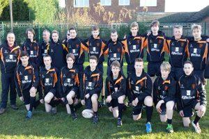 EffecTech Sponsor U17 Uttoxeter Rugby Team